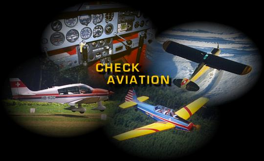 Check Aviation - Entrée sur le site...
